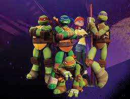 Teenage Mutant Ninja Turtles ...
