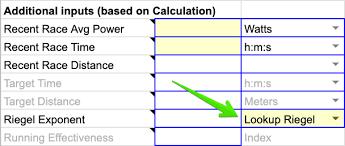 Superpower Calculator Powerpacing Run
