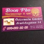 Svea thaimassage massage gärdet