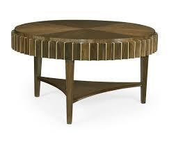 jonathan charles round coffee table