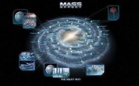 √ Mass Effect 1 2 Galaxy Map Wallpaper ...