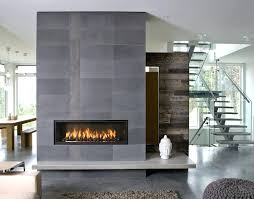 interior tile around fireplace ideas modern have you ever seen anything so fresh and simple