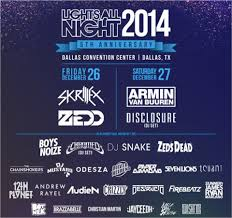 2014 Lights All Night Dallas See You At Lights All Night Festival Jayceeoh