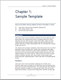 sample user manual template