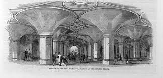 Image result for friends of crystal palace subway