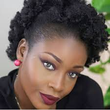 Image Coiffure Mariage Cheveux Naturels Afro Coiffure