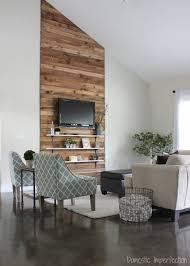 diy reclaimed wood ceiling so