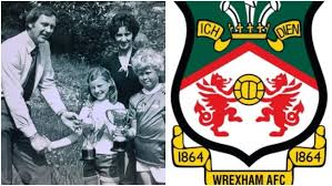 Ryan reynolds & rob mcelhenney's wrexham association football club takeover passes fca local constabulary in penycae yet again @wrexham @wrexhamcbc no need to watch the bill on. David Edwards Jones Designer Of Wrexham Afc S Badge And Community Stalwart Dies Aged 77 The Leader