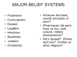major belief systems gallery ascending star 31 major belief systems