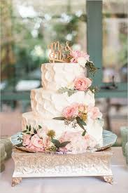 Garden Vintage Wedding Cake Ideas Deer Pearl Flowers