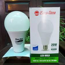 Bóng LED BULB tròn RẠNG ĐÔNG 3W 5W 9W 12W 20W 30W tiết kiệm điện - Bóng đèn  Thương hiệu Rạng Đông
