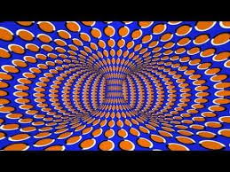 Is this really moving, or... Its probably my mind playing tricks on