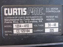 dc motor controller upgrade 1204 curtis controller 1204 curtis controller