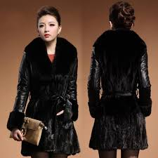 2018 2016 new winter women leather long jacket women faux fur jacket women s coats fashion latest brand woman long coat 41 from binbin2 68 91 dhgate com