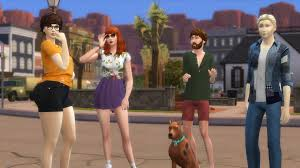 I brought a certain mystery solving group out of retirement to solve the  Strangerville Mystery : thesims