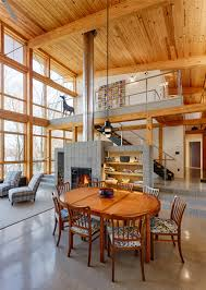 modern tf mountain home plans with walkout bat timber frame cottage contemporary log homes small post