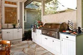 outdoor kitchen cabinets landscaping