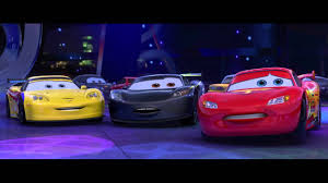 British racing star lewis hamilton chats to american racing legend jeff corvette and lightning mcqueen in this clip from cars 2. Cars 2 Movie Clip With Lewis Hamilton Featuring Music From Perfume Official Disney Uk Youtube