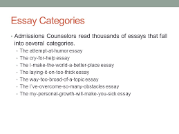 college application essay writing application essays for state 14 essay categories admissions