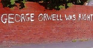 What is George Orwell s      about  when was the novel released        Perhaps one did not want to be loved so much as to be understood