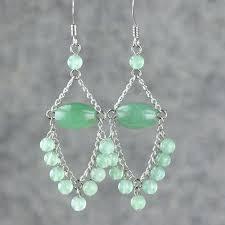 how to make chandelier earrings diy chandelier turquoise chandelier earrings silver