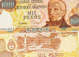 Money Conversion Chart Pesos To Dollars Argentinas Peso Nothing But Trouble