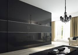 Wardrobe With High Gloss And Acrylic Gloss Sliding doors | Furniture |  Pinterest | Sliding door, High gloss and Doors