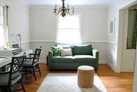 office sleeper. Beautiful Office Sleeper Sofa With The Madness Begins Young House Love G