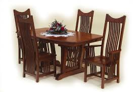 unique design mission dining room set fresh inspiration amish royal mission dining room set