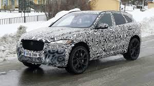 2018 jaguar f pace svr. fine pace 2018 jaguar fpace svr  spy shots in jaguar f pace svr