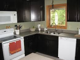 image of l shaped kitchen designs for small kitchens