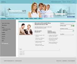 Microsoft Web Page Templates Microsoft Website Templates Salonbeautyform Com