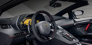 aventador interior. lamborghini aventador lp7504 superveloce roadster unveiled photos 1 of 3 interior