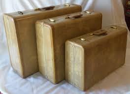 vintage luggage. vintage luggage s