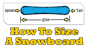 How To Buy Choose Size The Perfect Snowboard For You