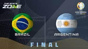 Final – Brazil vs Argentina Preview ...
