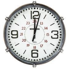 industrial wall clock hobby lobby