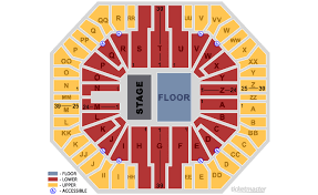 Don Haskins Center Seating Chart Don Haskins Center El