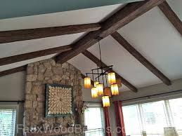 Vaulted ceiling wood beams Faux Beams Vaulted Ceiling Wood Beams Cathedral Ceiling With Wood Beams Upcmsco Vaulted Ceiling Wood Beams Cathedral Ceiling With Wood Beams