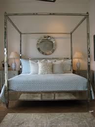 Mirrored Bedroom Mirrored Four Poster Bed Obsessed Sleeping Dreaming