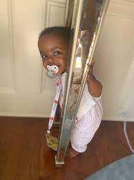 """Bakari Sellers on Twitter: """"Sadie has on her @CNNPolitics lanyard and power  jumpsuit, looking for the scoop.… """""""