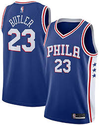 Player Jersey Philadelphia Royal 76ers Butler Edition 23 Jimmy Icon Swingman|Former Packer Jenkins To Satisfy With Giants