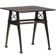 Industrial Style End Tables Ruberuco