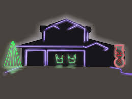 Christmas Lights House Synchronized Music How To Make Your Christmas Lights Flash To Music 12 Steps