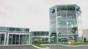 Carvana Vending Machine Locations Extraordinary Company Considers Building Car Vending Machine In Pittsburgh CBS