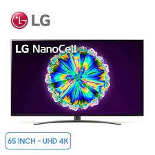 Smart Tivi LG 4K Nano Cell 65 inch 65NANO86TNA – Siêu thị điện máy giá rẻ,  chính hãng tại Hà Nội - Mua sắm điện máy