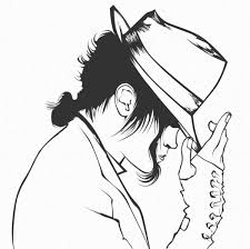 Small Picture Good Michael Jackson Coloring Pages 33 For Your Free Colouring
