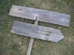 diy wedding sign blank wood sign blank arrow sign yard wooden wedding directional