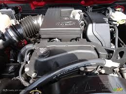 2006 Chevrolet Colorado Z71 Extended Cab 4x4 3.5L DOHC 20V Inline ...