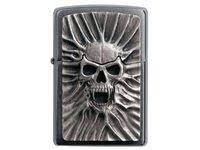 Купить <b>зажигалки Zippo</b> с черепами в Москве, продажа зиппо <b>skull</b> ...
